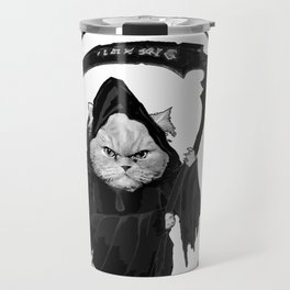 Cats of Anarchy Travel Mug