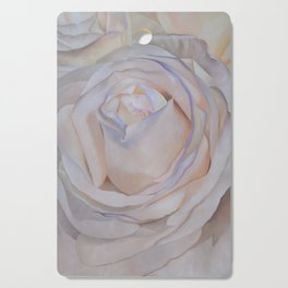 Blushing Hearts by Teresa Thompson Cutting Board