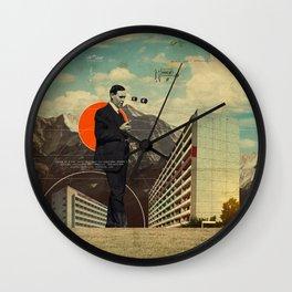 Φ (Phi) Wall Clock