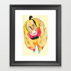 sumo Framed Art Print