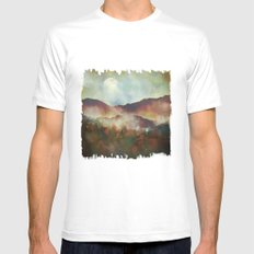 View Mens Fitted Tee MEDIUM White