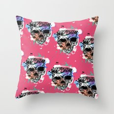 126 Throw Pillow