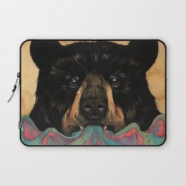 """Open"" series, IX (Bear) Laptop Sleeve"