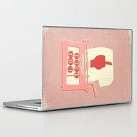 valentine Laptop & iPad Skins featuring valentine by marella
