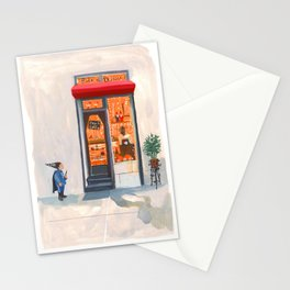 Trick or Fancy Treat! Stationery Cards