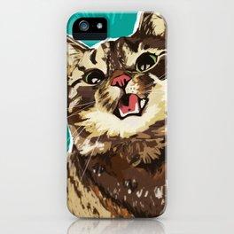 Princess Tigerbelle iPhone Case