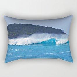 Gnar Out Far Out Rectangular Pillow