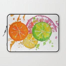 Citrus Burst! Laptop Sleeve