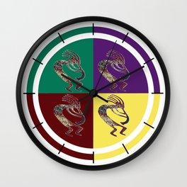 The Quartet Wall Clock