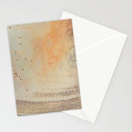 Descent into the Sea Stationery Cards