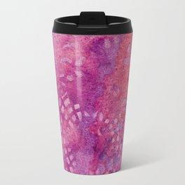 Abstract No. 165 Travel Mug