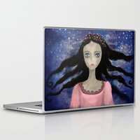 indigo Laptop & iPad Skins featuring Indigo by Yazmin Basa
