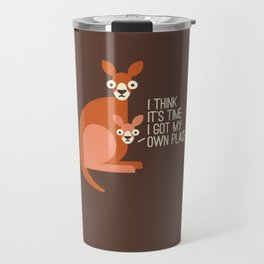 Bound to Happen Travel Mug