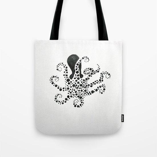 Octopus 001 Tote Bag