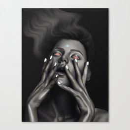 third Canvas Print