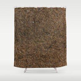 Needle Carpet One Shower Curtain
