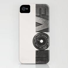 love is ... iPhone (4, 4s) Slim Case