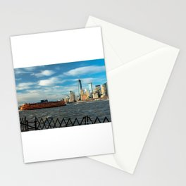 Freedom Tower 2013 w/ Boat Stationery Cards