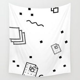 PIXELS Wall Tapestry