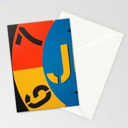 6 7 JU Stationery Cards
