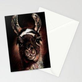 llama Cusco Peru Stationery Cards