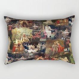 Arthurian Romances Rectangular Pillow