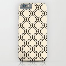 Trellis Pattern I iPhone 6s Slim Case