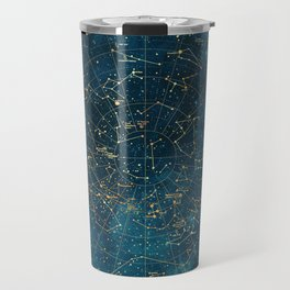 Under Constellations Travel Mug