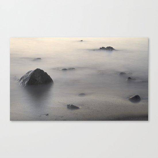 Mare tranquilitatis Canvas Print