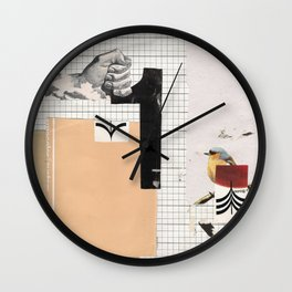 1 - Arrow Bird Wall Clock
