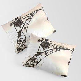 Streetview in Barcelona Pillow Sham
