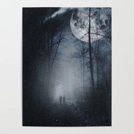 moon walkers Poster