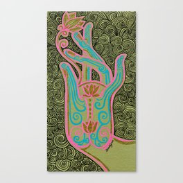 Mutra Canvas Print