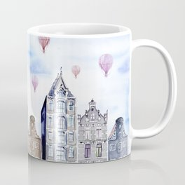 Amsterdam  watercolor Coffee Mug