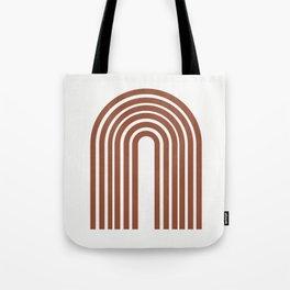 ARCOBALENO - OVER THE RAINBOW - Modern abstract art Tote Bag