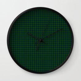 Lauder Tartan Wall Clock