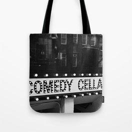 New York Comedy Cellar Tote Bag