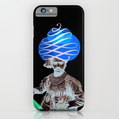 Lettering is a Maharaja's turban iPhone 6s Slim Case