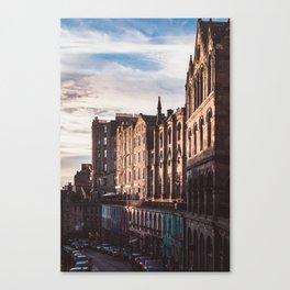 Victoria Street Canvas Print