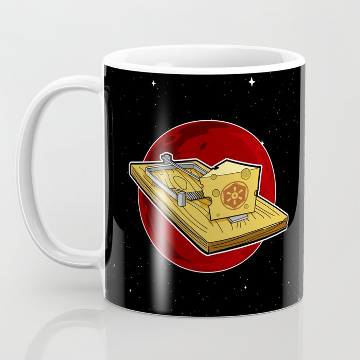 It's A Trap! Coffee Mug