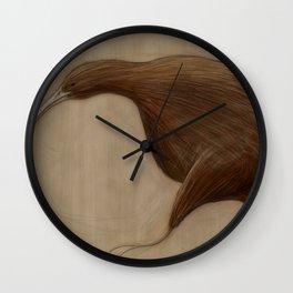 Its a Kiwi Wall Clock