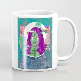 lanadelrey trippy eye Coffee Mug