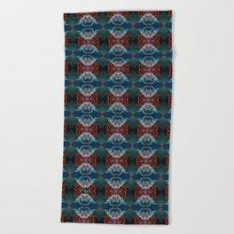 Tapestry 3 Beach Towel