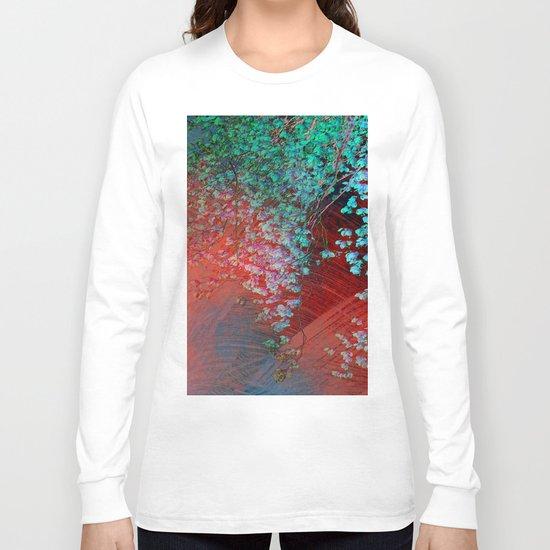 fantasy tree Long Sleeve T-shirt