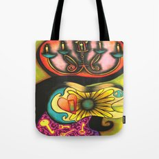 Guitar- Revolutionaries Tote Bag