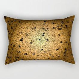 All that gold Rectangular Pillow
