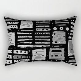 Color square 04 Rectangular Pillow