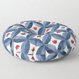 Byzantine Dusk (2) Floor Pillow