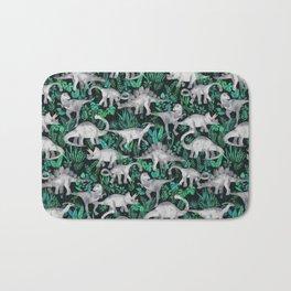 Dinosaur Jungle Bath Mat