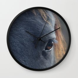 Those lashes pt 2 Wall Clock